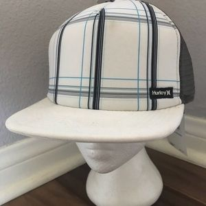 Hat by Hurley.